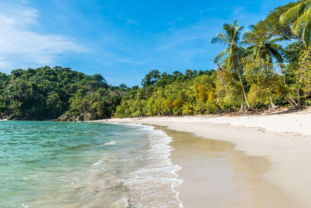 parque manuel antonio na costa rica