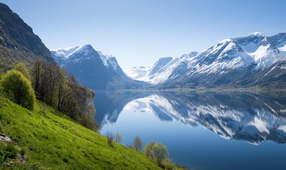fiordos da noruega