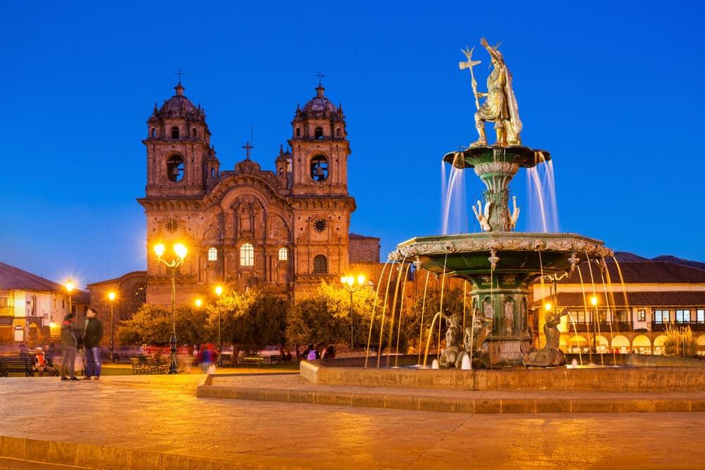 cuzco no peru