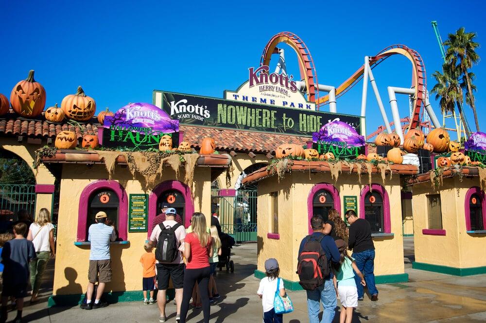 Parques de diversões de Los Angeles 3