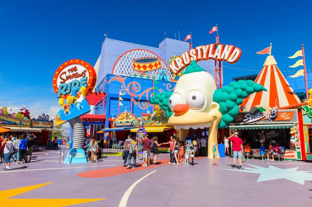 Parques de diversões de Los Angeles 2