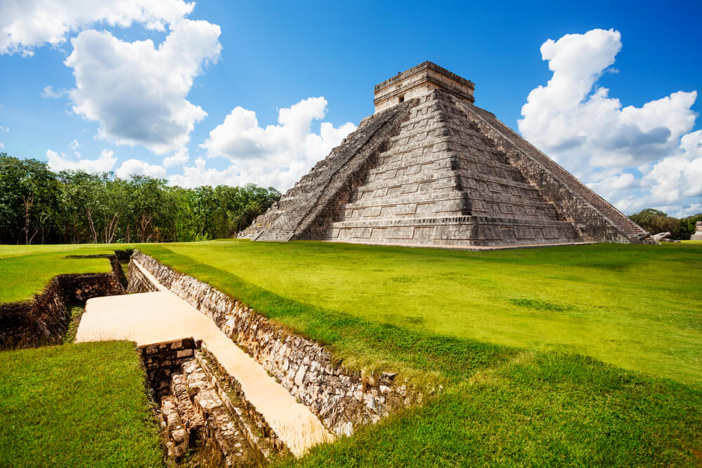 chichen itza no mexico