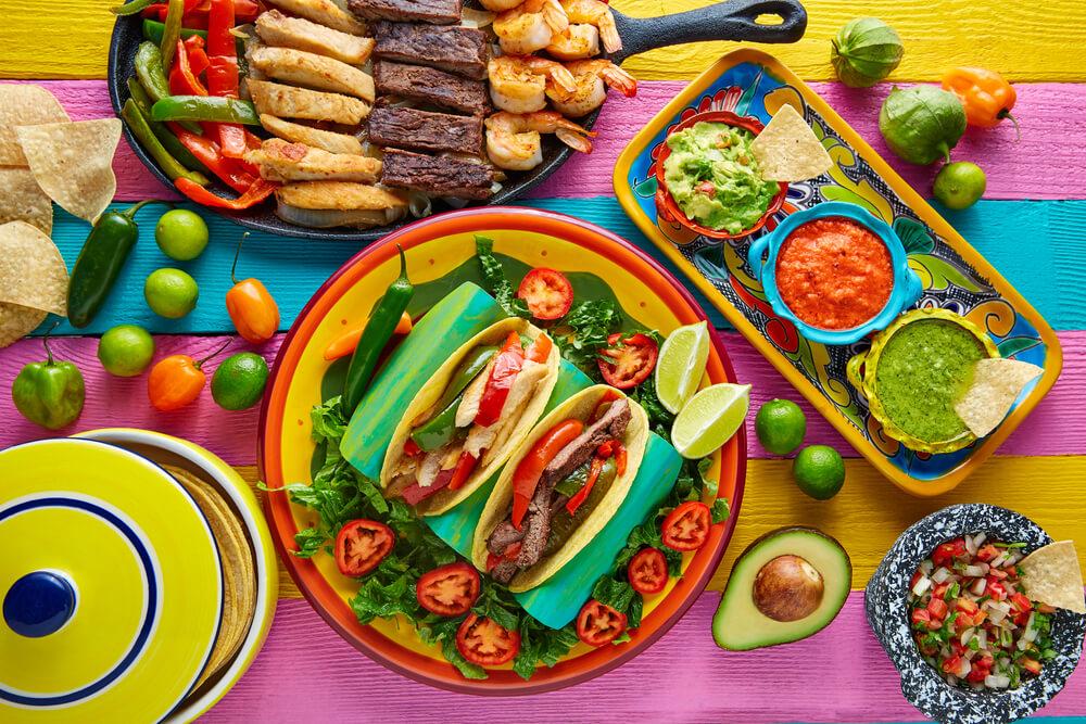comida mexicana tipica