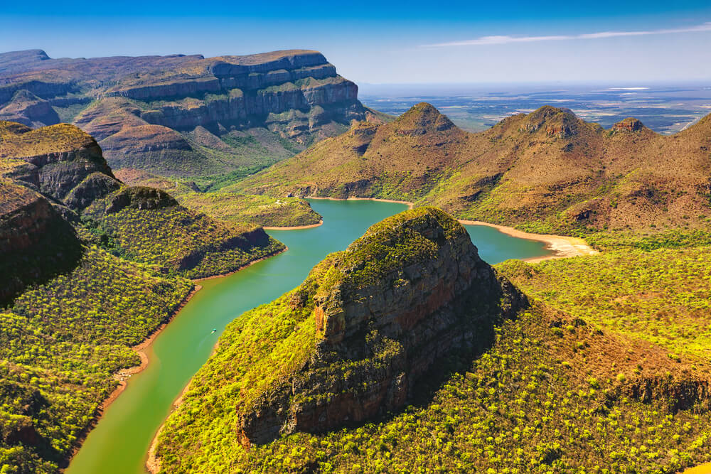 blyde river canyon africa sul