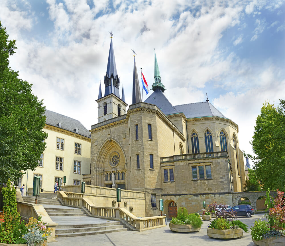 catedral do luxemburgo