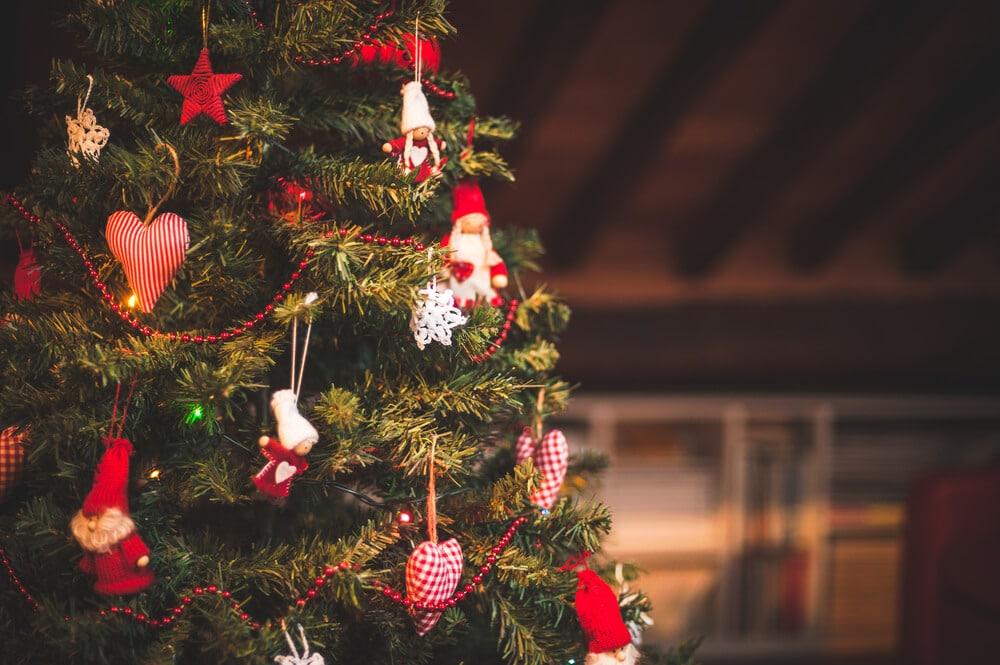 tradições de natal na america