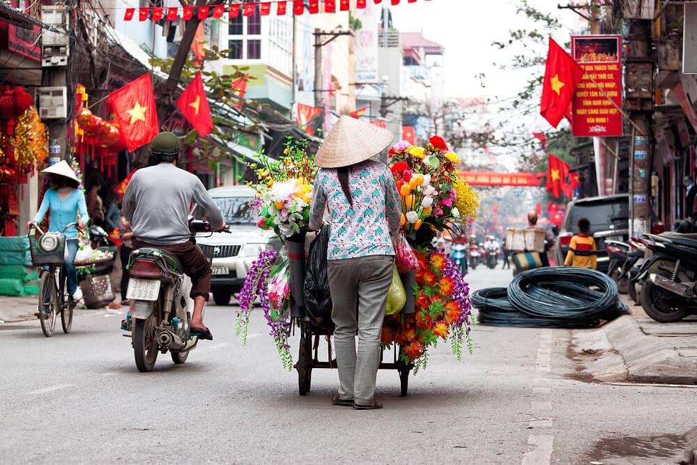 viajar sozinho pelo vietnam