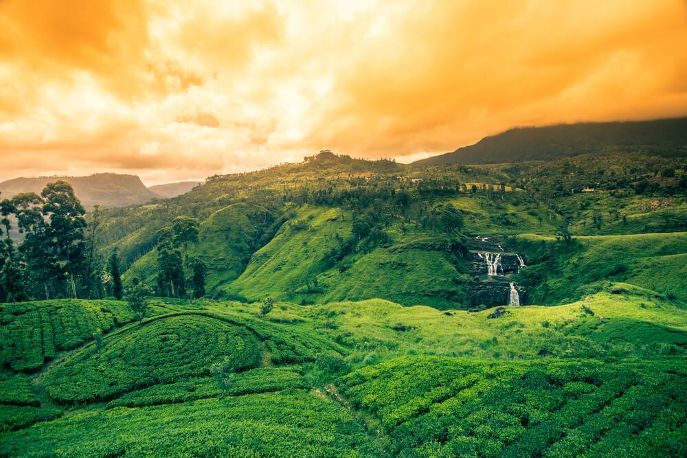 cascatas de nuwara eliya