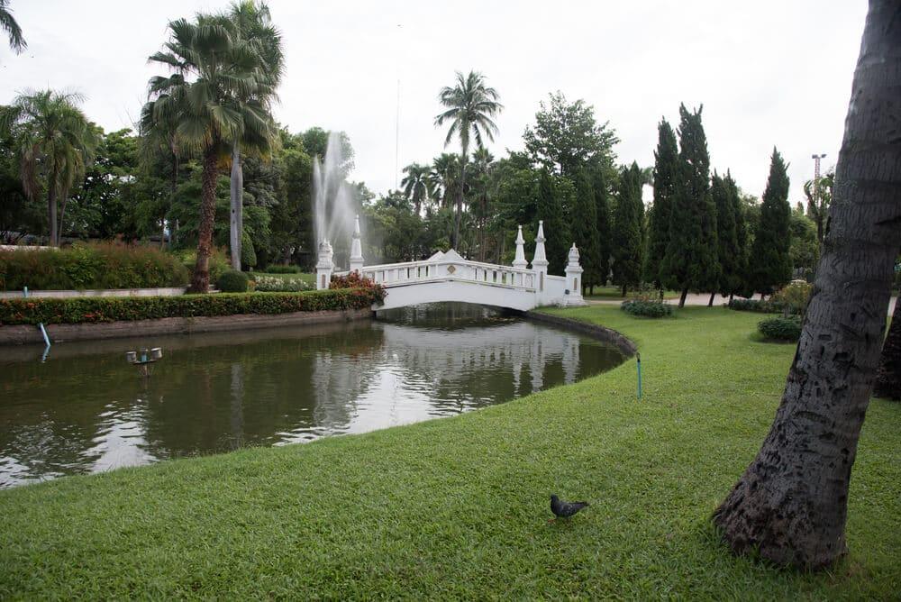 ponte branca no parque nong buak hard