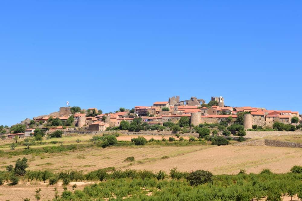 vista panoramica de figueira de castelo rodrigo