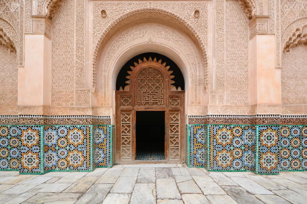 porta da madraça