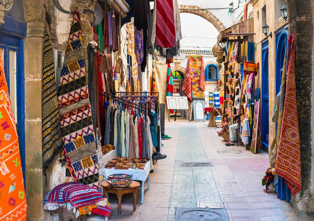 tipico zouk marroquino