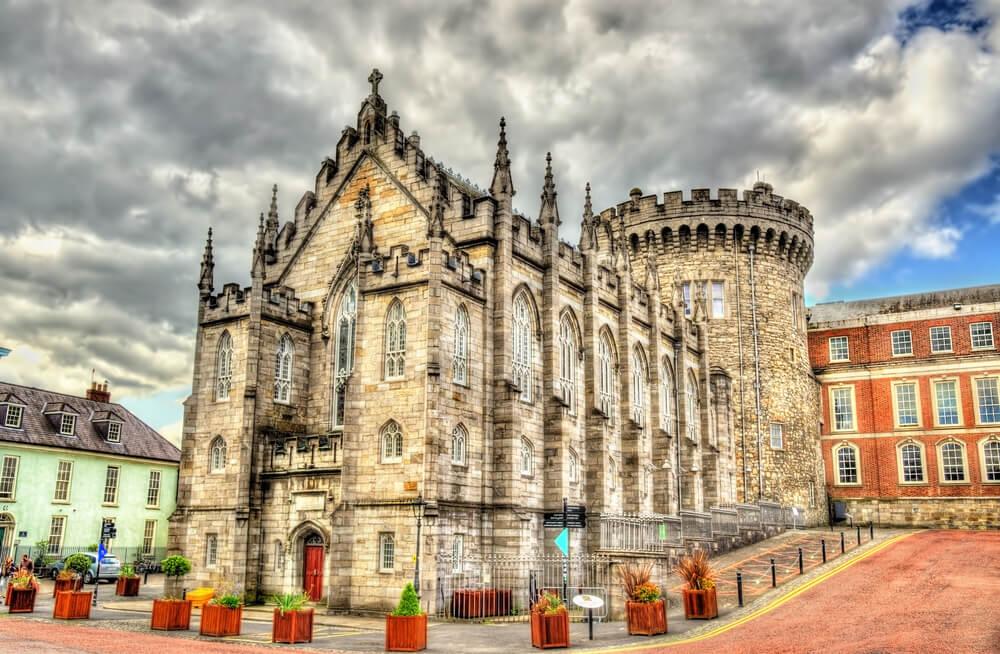 capela real no castelo de dublin