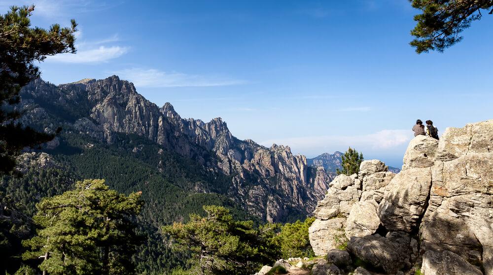 montanhas de saint florent