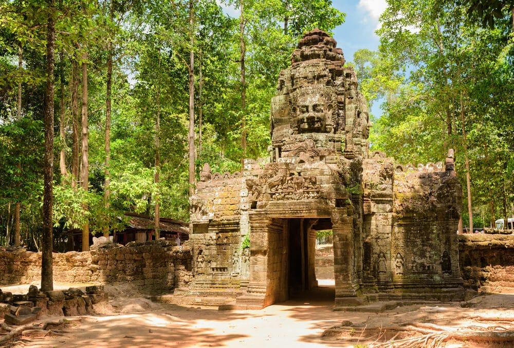templo de ta som dedicado a divindades femininas