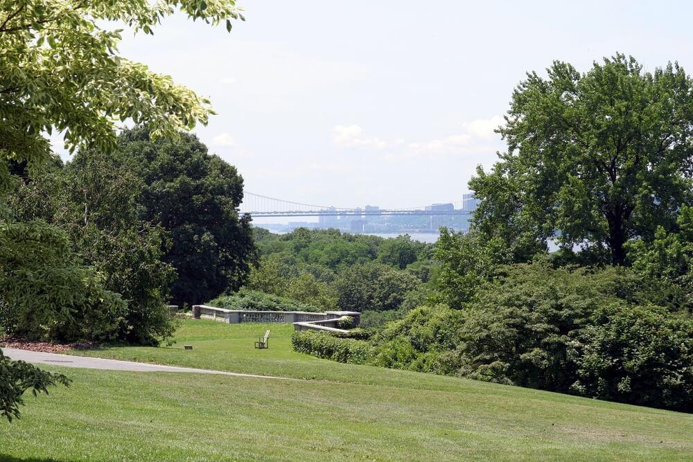 parque wave hills no Bronx